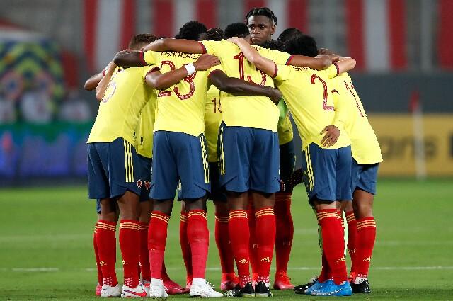 Árbitro para Selección Colombia contra Ecuador