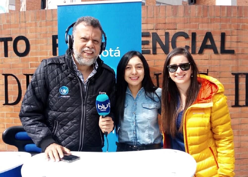 346093_Linero al Barrio en Prado Veraniego // Foto: BLU Radio