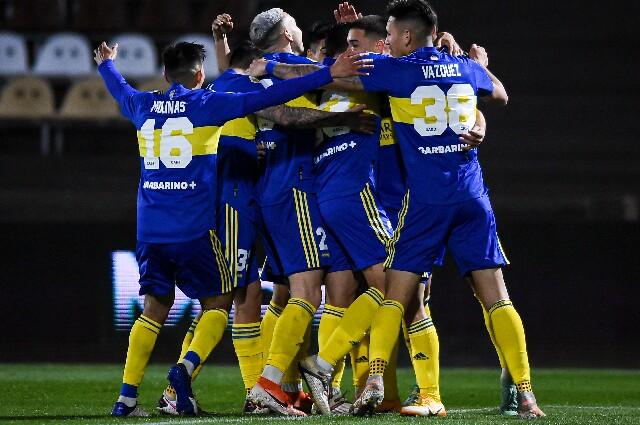 Boca Juniors, en la Liga Argentina
