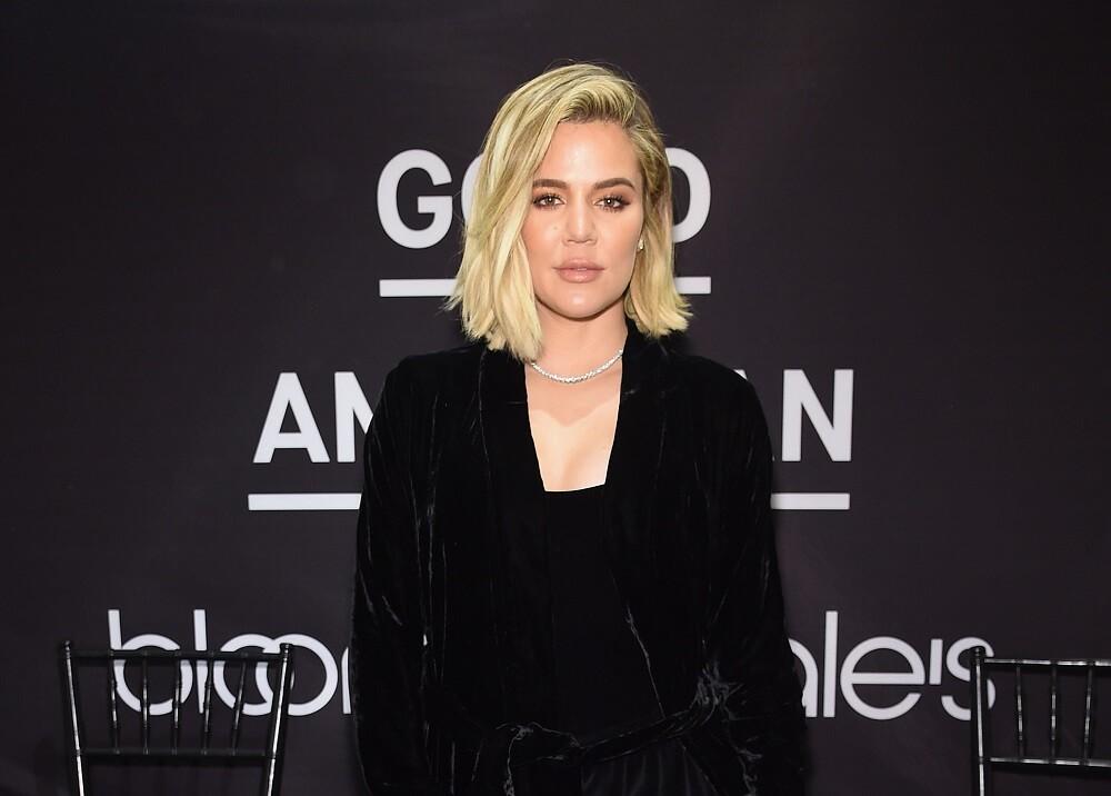 342907_BLU Radio // Khloé Kardashian // Foto: AFP