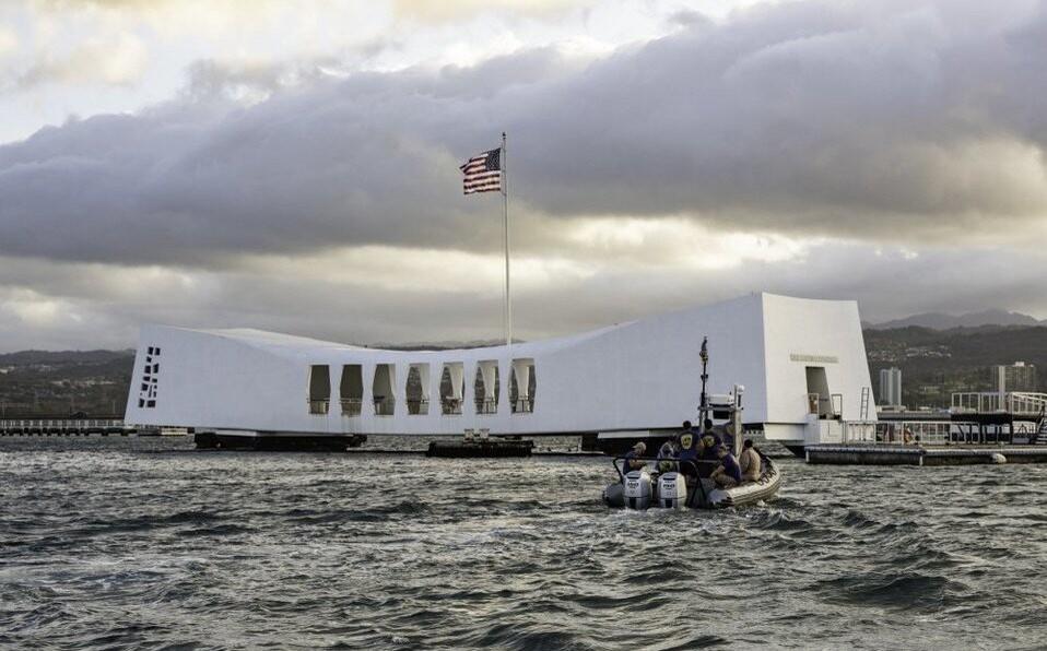 349963_Base de Pearl Harbor - Foto tomada de Twitter: @JointBasePHH