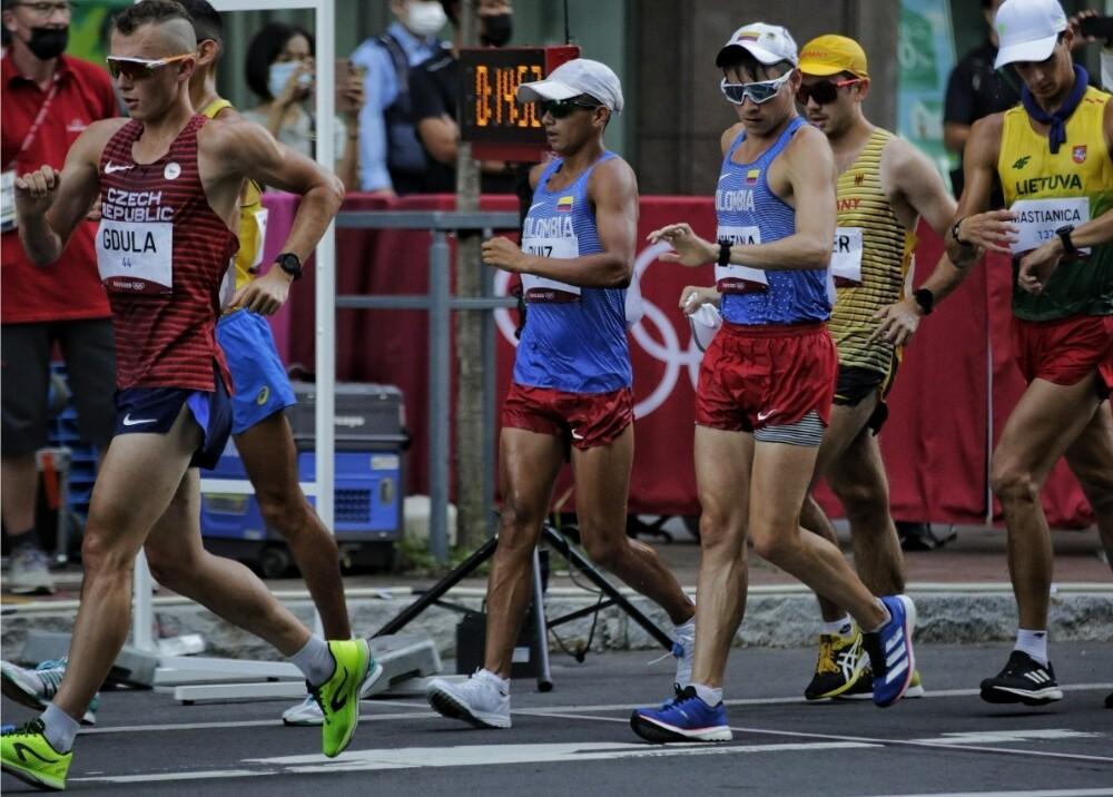 Colombianos en la final de marcha Foto OlimpicoCol.jpg