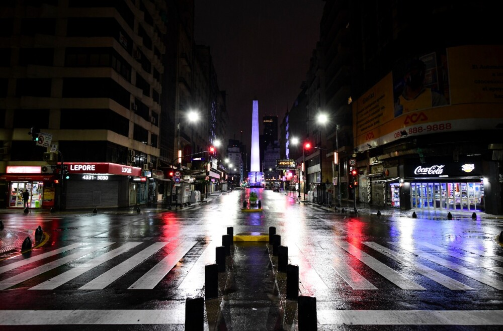 Buenos Aires AFP.