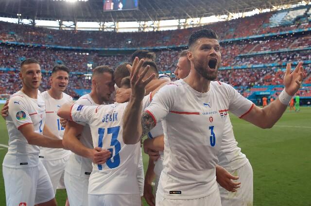 Países Bajos contra República Checa