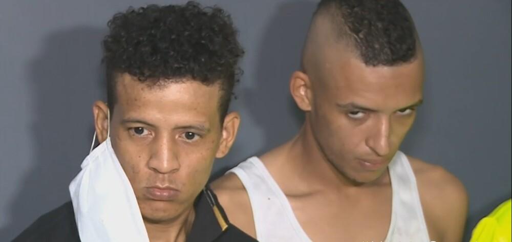violadores capturados Barranquilla