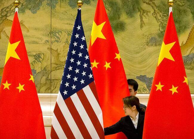 China - Estados Unidos