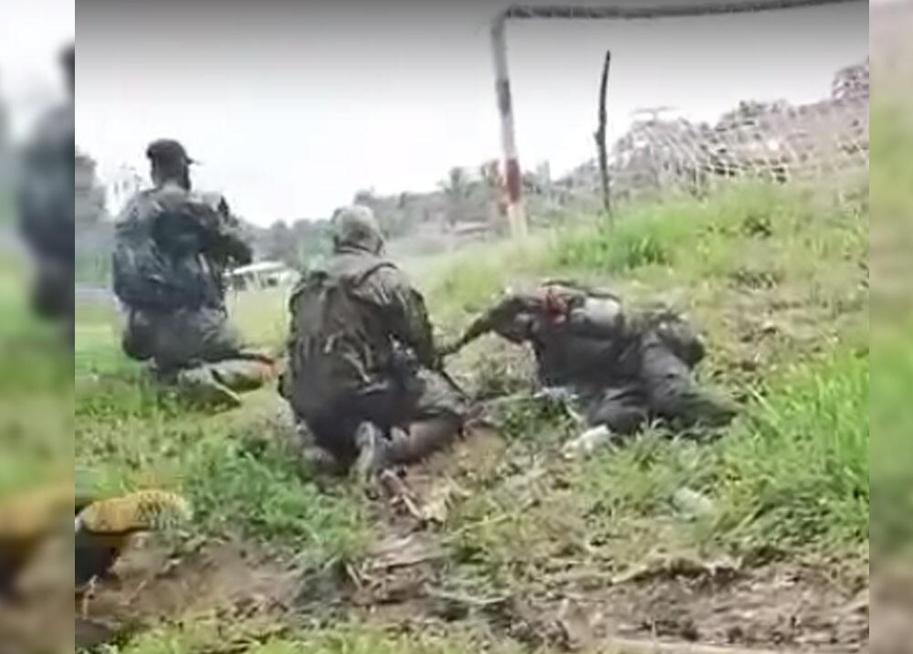 enfrentamiento de guerrilleros en nariño.jpg