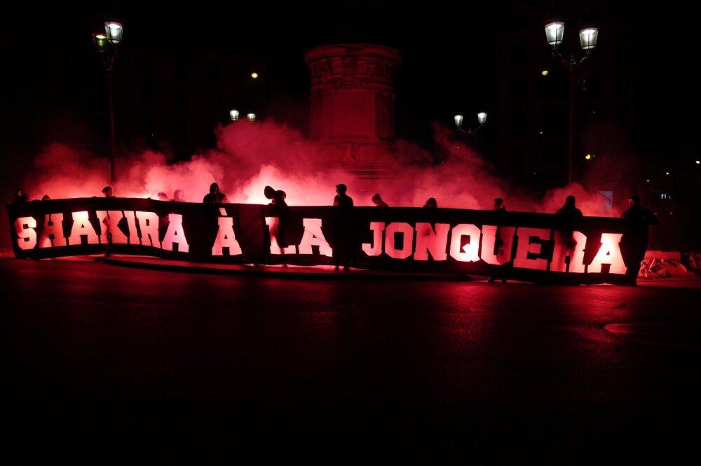Pancarta Shakira