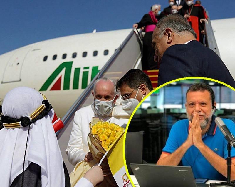 Papa Francisco en Irak - Alberto Linero.jpeg