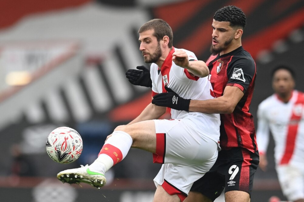 Southampton pasa a semifinales de FA Cup tras vencer en Bournemouth