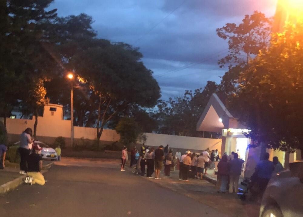 370906_BLU Radio: Iglesia Los Pinos - Bucaramanga /Foto: Suministrada