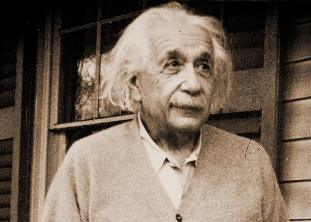 311979_BLU Radio. Albert Einstein / Foto: AFP.