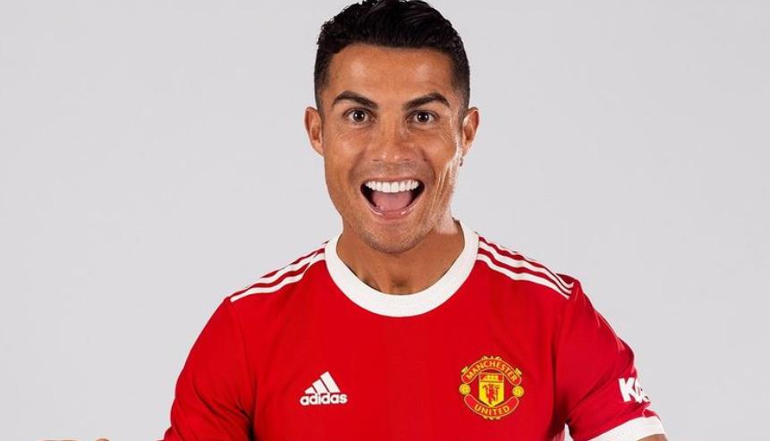 Cristiano Ronaldo Manchester United .png