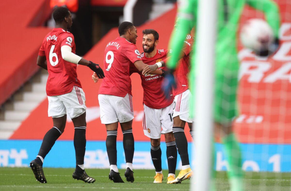 Newcastle Vs Manchester United En Vivo Alineaciones Mejores Jugadas Y Estadísticas