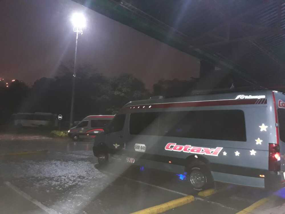 313126_Emergencias en Bucaramanga - Foto suministrada