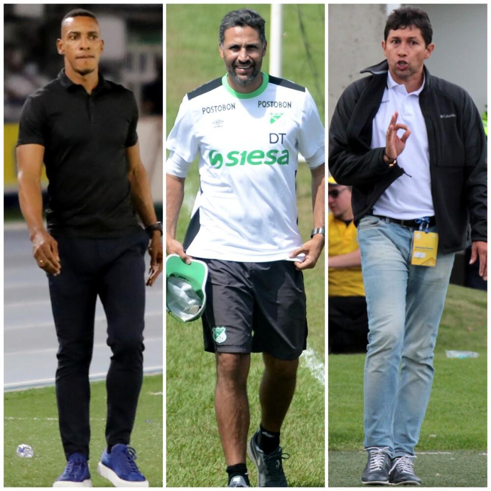 Amaranto Perea, Mario Yepes y Jorge Bermúdez