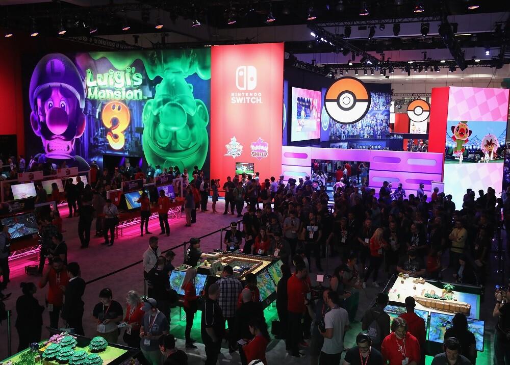 336102_BLU Radio. Electronic Entertainment Expo 2019 // Foto: AFP