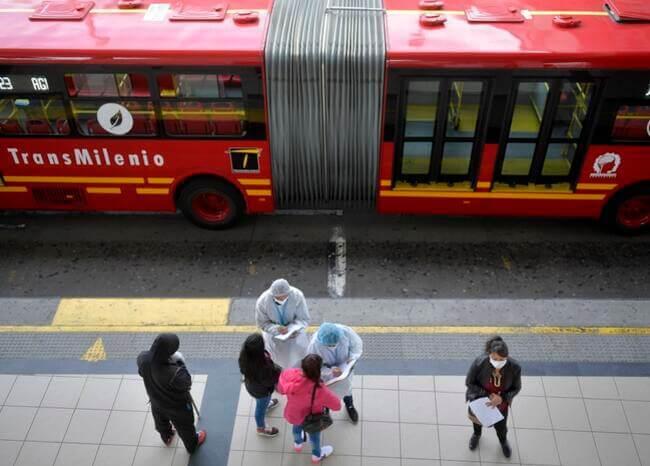 370403_Bogotá. Foto: AFP