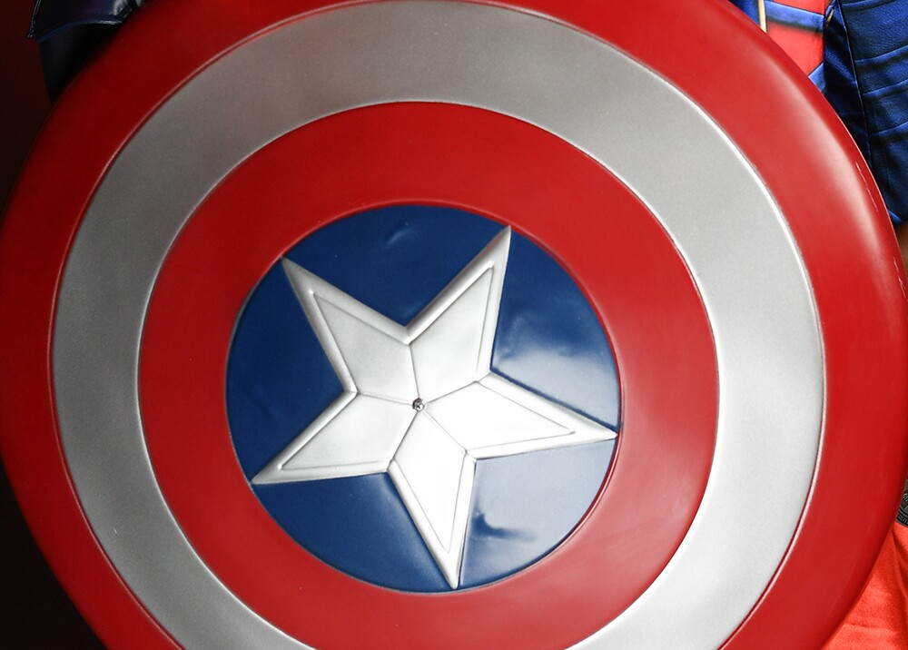 351955_BLU Radio. Capitán América // Foto: AFP