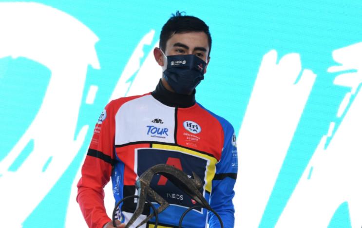 Ivan Sosa se coronó campeón del Tour de Provence.