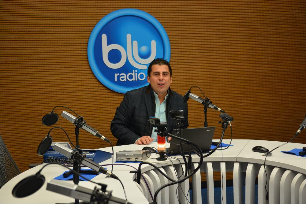Juan Manuel Ramírez // Foto: BLU Radio