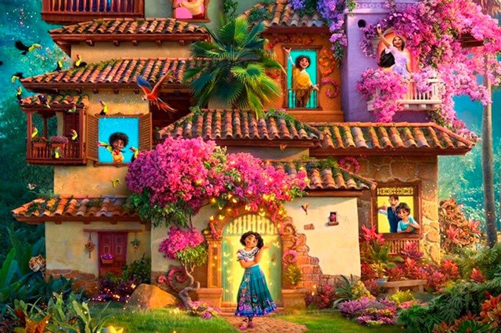 Película Encanto, de Disney