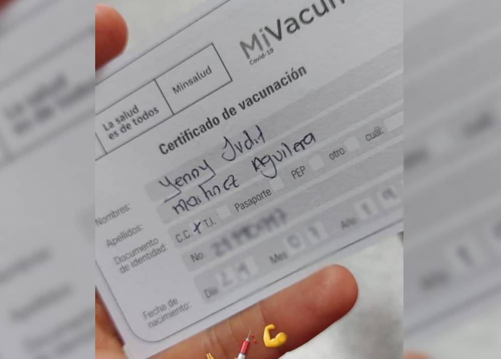 Denuncian posible vacunación irregular en Meta