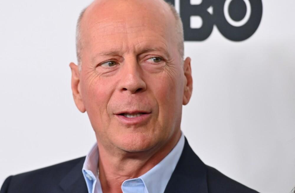 Actor estadounidense Bruce Willis