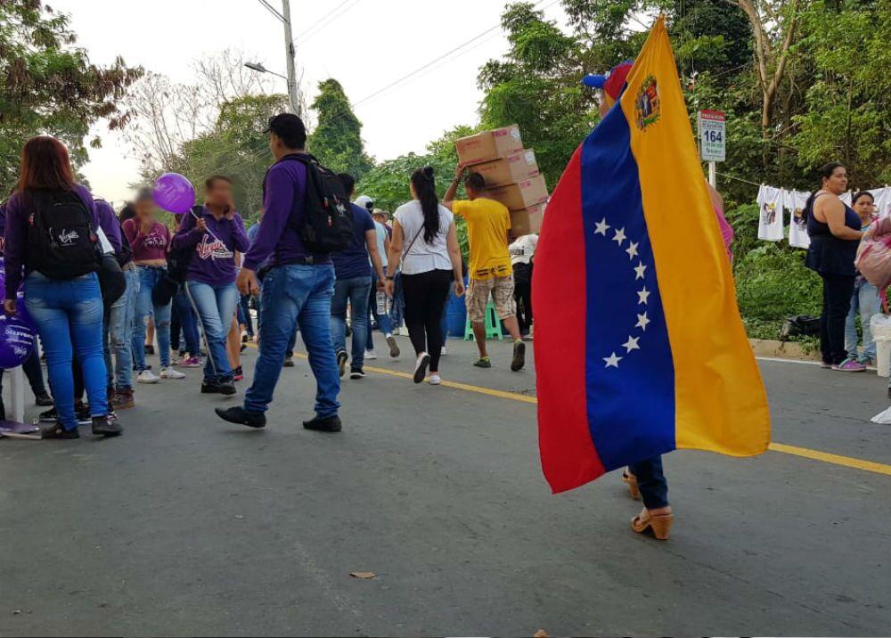 334365_BLU Radio // Venezolanos en Colombia // Foto: BLU Radio