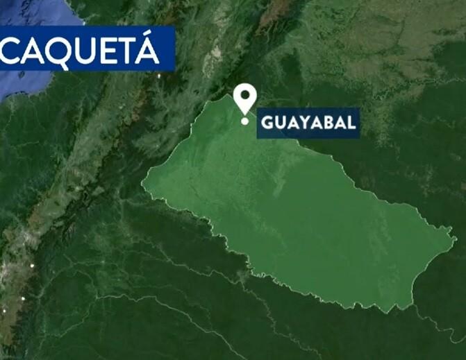 Bombardeo a la Segunda Marquetalia en Caquetá deja cinco muertos