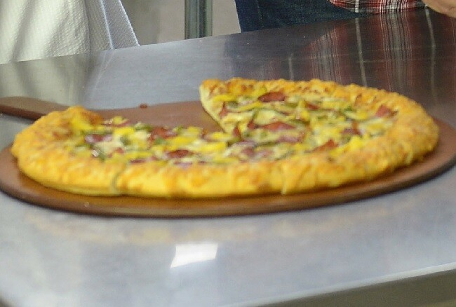 pizza genérica