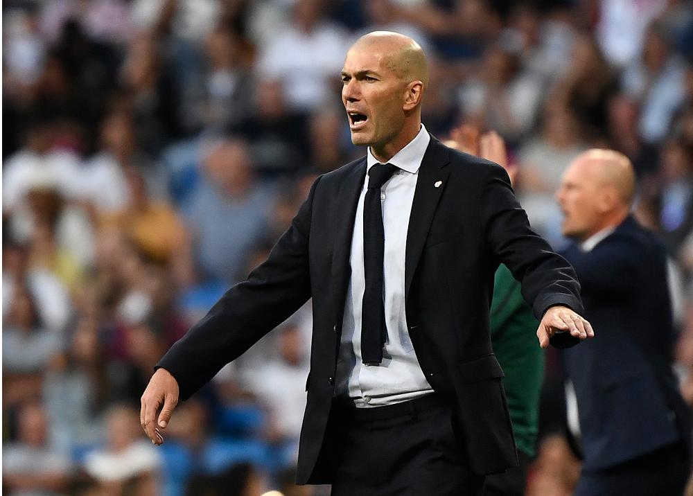 344833_BLU Radio. Zinedine Zidane / Foto: AFP