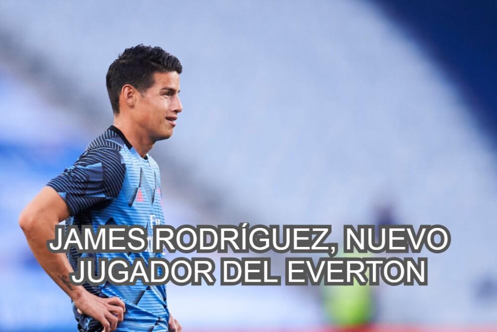 James Rodríguez Rubio, futbolista profesional colombiano