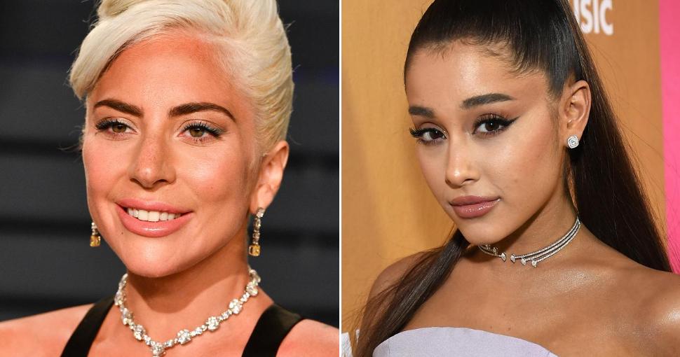 Lady Gaga y Ariana Grande MTV Video Music Awards