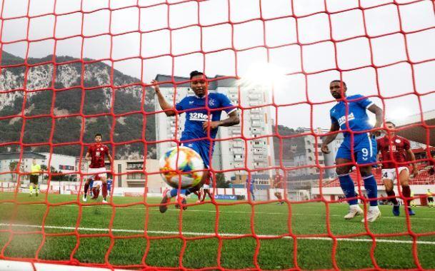 Alfredo Morelos Rangers 180920 Tw Rangers E.JPG