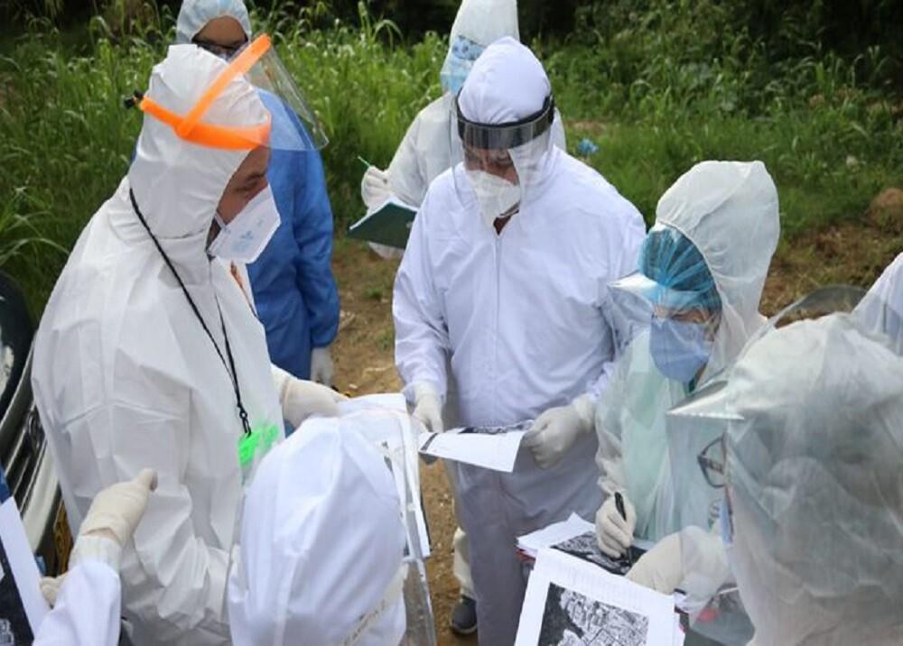 370555_BLU Radio. Búsqueda activa de casos / Foto: Alcaldía de San Gil