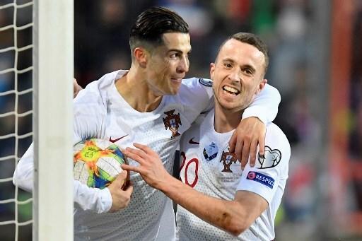 Cristiano Ronaldo Selección Portugal