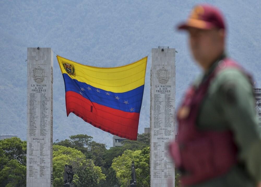 307236_BLU Radio. Militares venezolanos / Foto: AFP.