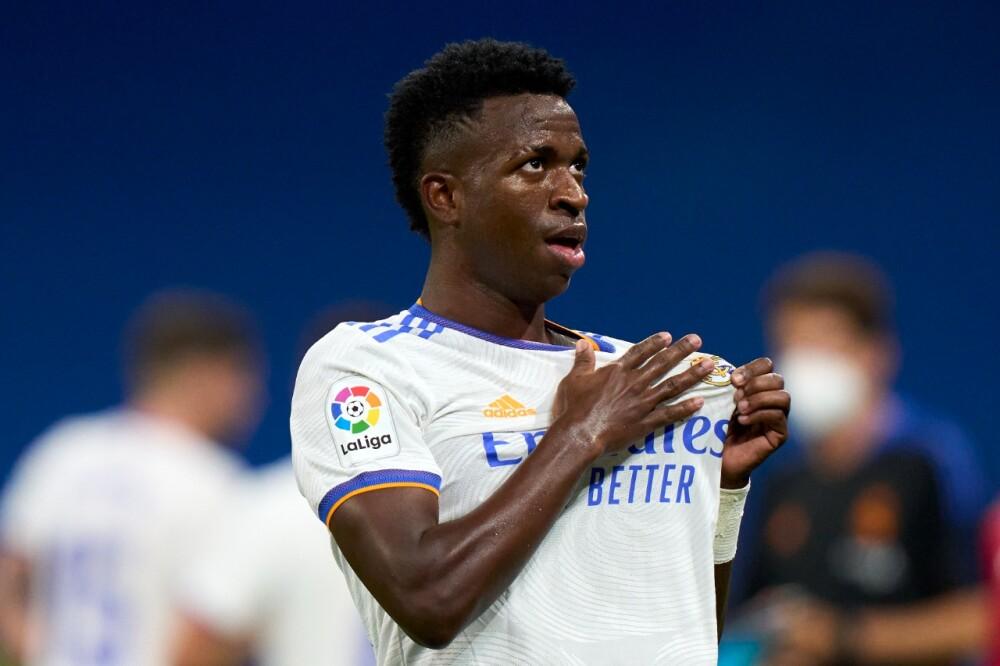 Vinicius Junior, jugador del Real Madrid
