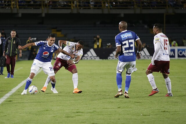 322685_Tolima vs Millonarios