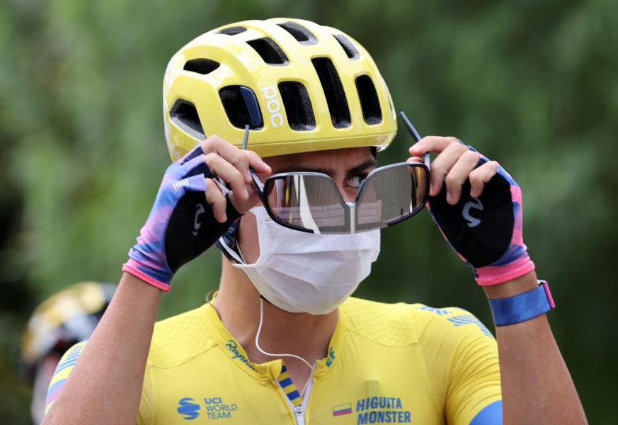 Sergio Higuita sueña con ganar el oro en los Juegos Olímpicos de Tokio.