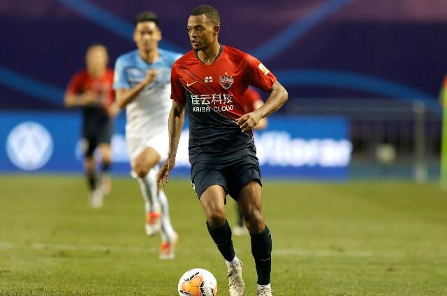 Harold Preciado, futbolista colombiano