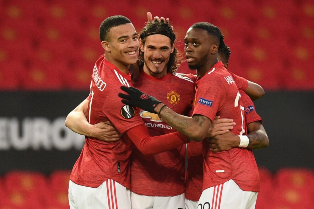 Manchester United aFP.