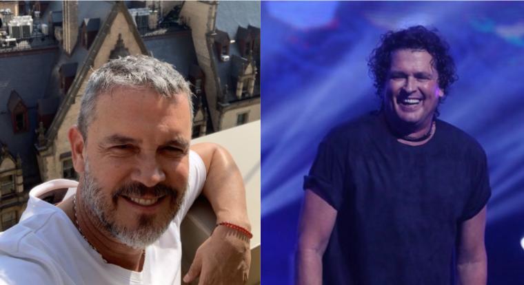 Guillermo y Carlos Vives