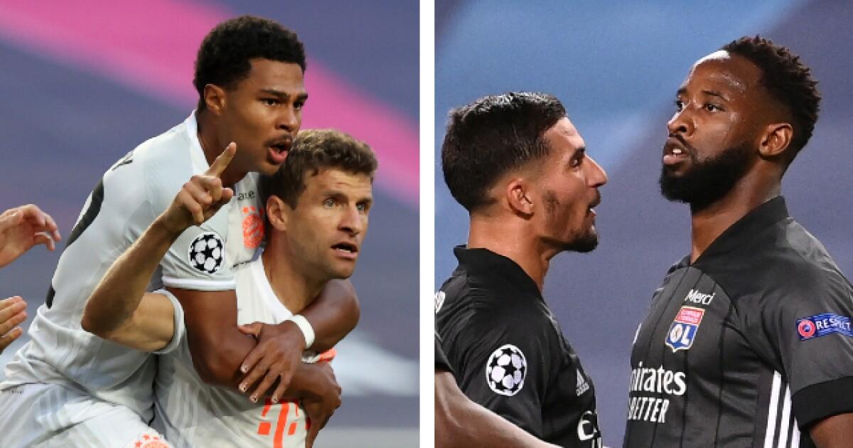 Bayern Múnich vs. Lyon: los alemanes son los favoritos y los franceses quieren dar el batacazo