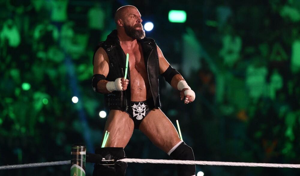 Triple H fue intervenido tras sufir evento cardíaco