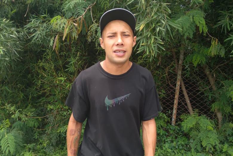 Juan Esteban Torres, desaparecido en el marco del paro nacional.