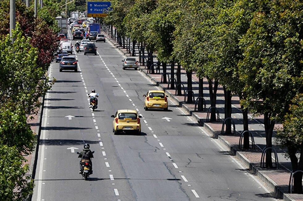 Movilidad Bogotá Pico y Placa