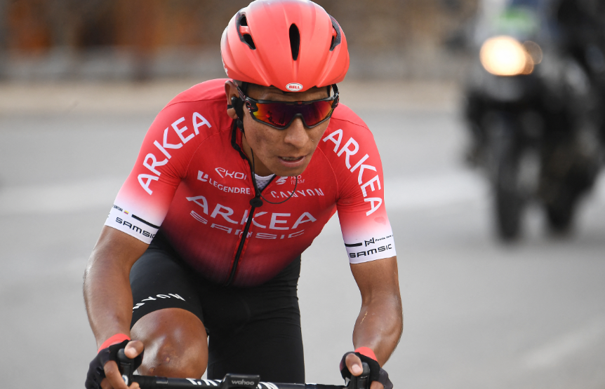 Nairo Quintana disputará el Critérium del Dauphiné 2021.
