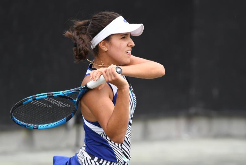 Camila Osorio clasificó a la semifinal del WTA 250 de Charleston.